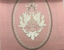 高品質のHometextileの家具製造販売業のカーテンファブリックのための100%年の綿の花模様