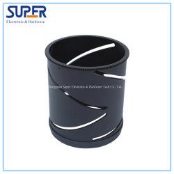 La lente óptica Industrial aplicaciones ópticas lentes de los componentes mecánicos de la lente barril CNC Adaptadores pasando de piezas ópticas SP-141
