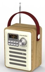 راديو جيب صغير محمول بالجملة مزود بمكبر صوت Bluetooth