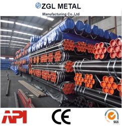 Pipeline in acciaio senza saldatura API 5L Psl1/PSL2 X42/X46/X52/X56/X60/X65 utilizzate per gas e petrolio e acqua