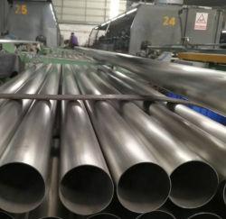 ASTM 201 304 304L 316 л коррозиеустойчивой нержавеющей стали сшитых Трубы промышленных круглые трубы