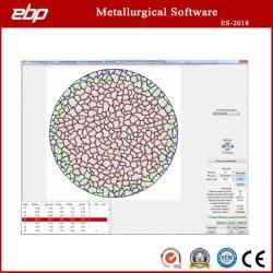 S-2018 Metallographic Software van de Analyse van het Beeld van de Microscoop