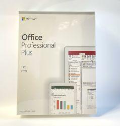 Descargar del sitio Web oficial de Microsoft Office2019 Professiona Plus nueva clave de activación en línea Caja de los medios de comunicación USB no necesita instalarse