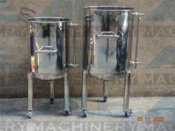 Serbatoio mobile del serbatoio di acqua portatile dell'acciaio inossidabile