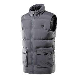 적색 적외선 열선식 허리 코팅 및 저온과 칼라 및 4개 부위 가열 패드 Th11046