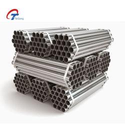 310S decorativo 201 202 304 316 El grado 6 pulgadas de soldar tubos de acero inoxidable pulido Proveedores