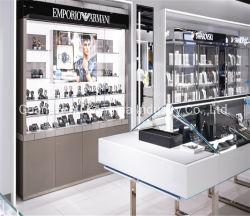 Vitrine d'affichage personnalisé de mode de bijoux en verre Cabinet d'affichage