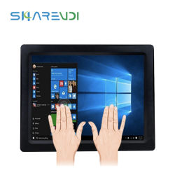 인조 인간 끼워넣어진 시스템 접촉 스크린 위원회 사진기를 가진 10.1 인치 정제 PC Touchscreen