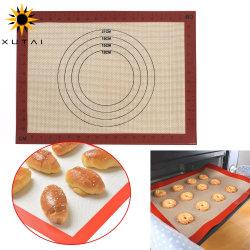 Stuoia antiaderante 100% del silicone di cottura di Bakeware della vaschetta della piramide della fabbrica