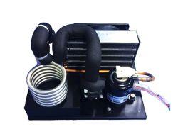 Ciclo de refrigeração do Chiller Miniatura criativa para Dispositivos Portáteis de Ciclismo de líquido de refrigeração