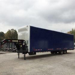 الستار الجانبي من مادة PVC 610GSM لامع ومتين للماء لتوفير السفا وغطاء الشاحنة