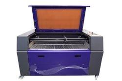 アクリルガラスゴム製木製の革ファブリック泡のための高速二酸化炭素レーザーの彫刻家のカッター機械