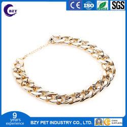 Haustier-Halsketten-Schmucksache-Zubehör klein und mittlerer Hundehalsring