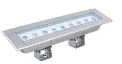 18W 24W 36W DMX LED RGB controlada Sistema de Luz