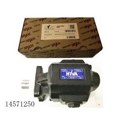 Pompa a ingranaggi idraulica originale e genuina dei pezzi di ricambio di Hyva 14571250 per il sistema della gru dell'autocarro con cassone ribaltabile