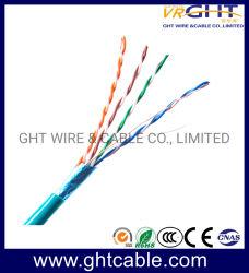 Cavo di lan caldo del cavo 24AWG Cat5/Cat5e/CAT6/UTP/FTP/STP/SFTP della rete di vendite