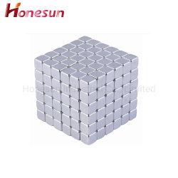 Industrieller Platten-Magnet-Würfel Neodym Magnet-magnetischer Rod-Magnet