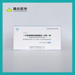 Site trocarte de dispositivo de fecho/Medical instrumentos laparoscópicos descartáveis