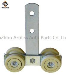 Rolamento duplo Porta Corrediça do Rolete de Cortina, Cortina, o rolo de peças de caixa basculante