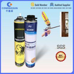 Het Uitzetbare Schuim voor alle doeleinden van de Nevel PU/Polyurethane voor het Bevestigen van de Deur