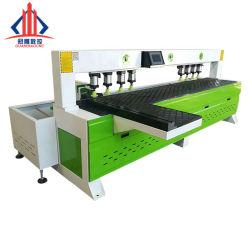 Automatisches Holzbearbeitung CNC-Seiten-Loch-bohrendes Bohren und Fräsmaschine