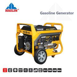 2.6kw 2600W 50Hz 3kw 3000W 60Hz 작은 힘 빛 휴대용 전기 시작 가솔린 발전기