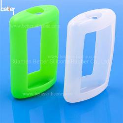 جراب/حقيبة/جلد مطاطي سيليكون ناعم قابل لإعادة الاستخدام للحصول على زجاجة زجاج بيرفيوم صغير