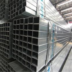 天津亜鉛コーティング溶接 /MS 亜鉛めっき四角鋼管