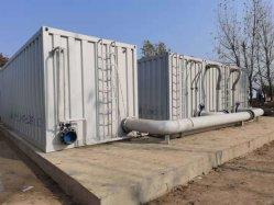 Intellektuelle kompakte Abwasserbehandlung-Systems-intelligente entlegene Gebiete Icwt