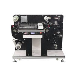 Máquina de troquelado rotativo vr320 Etiqueta Digital Die Cutter Máquina de troquelado de etiquetas etiqueta