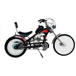 """48cc 60cc 80cc 26 """" 2 치기 바닷가 함 가스 기관 자전거"""