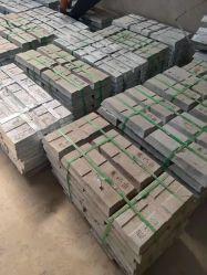 زينك عالي الجودة 99.995%/زينك معدني زيننجوت/زليفر أبيض من إمداد الشركة المصنعة