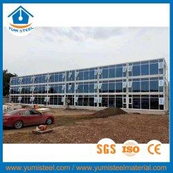 Salle de conteneurs modulaires préfabriqués pour l'école