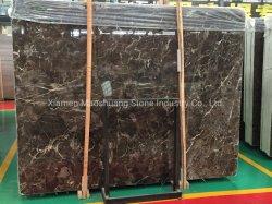 Lastre di marmo scuro Emperador Cinese marmo marrone per piastrelle/ripiani/vanità Piani/ pavimenti/progetti di costruzione/decorazione interna