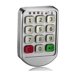 고성능 작은 키패드 디지털 내각 로커 자물쇠