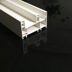 Extrution plástico e vidro corrediço de porta com certificado CE Slidng