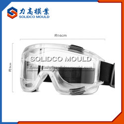 Médico de plástico óculos de lente aros de Proteção do Molde óculos