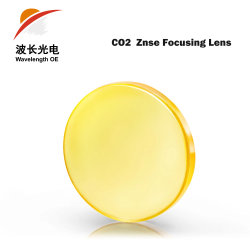 CO2 레이저용 직경 20mm ZnSe FL50.8 초점 렌즈