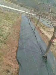 Новые HDPE пластиковые крышки соединения на массу ткань прополка или ландшафт тканью с сорняками