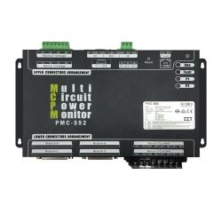 PMC-592 AC Multi-Circuit 2 rete elettrica e 84 circuiti diramatori elettrici Porta Ethernet del misuratore multifase per il monitoraggio dell'alimentazione