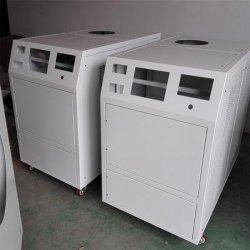 Produtos OEM personalizados Precision peças de Fabricação de chapas metálicas armário SPCC