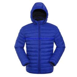 Common Style Nylon Stoff Fade Down Stepped Herren Outdoor Winter Leichte Warme Jacke