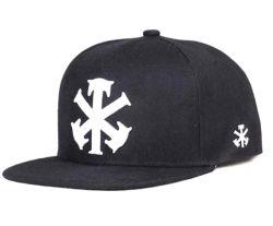100% algodón bordado moda Personalizar sombreros Snapback Wholesale