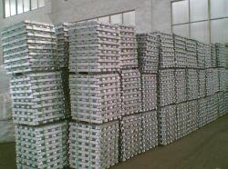 ADC de lingotes de alumínio 12 Alumínio extrudido de lingotes de ligas de alumínio fabricados na China