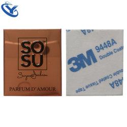 Logotipo de alumínio o alumínio2D 3D gravada em relevo placas de alumínio de tamanho personalizado em alumínio metálico gravado sinais de identificação da etiqueta do logotipo