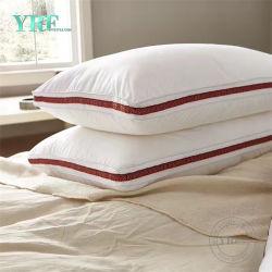 Hotel Yrf almohada de algodón almohada cama/Hotel/Hotel en la almohada