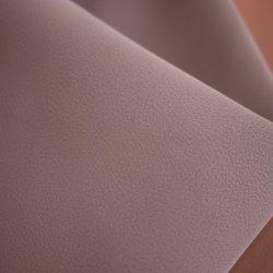 Хорошее качество глухой польский PU искусственная кожа для диван подушек безопасности