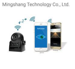Camera WiFi van de Auto van de Mening van Vison van de nacht de Achter Mini Reserve