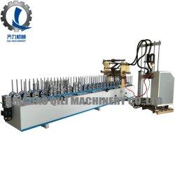 Cola termofusible PUR de envoltura de MDF de perfil de película de PVC de máquina de envoltura