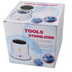 Металлические Nipper пинцета высокая температура стерилизатор УФ стерилизатор инструменты красоты